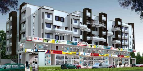 1000 sqft, 2 bhk Apartment in Shree Laxmi Milestone Dighori, Nagpur at Rs. 32.0000 Lacs