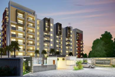 1180 sqft, 2 bhk Apartment in CMRS Mulberry Mist Varthur, Bangalore at Rs. 56.0000 Lacs