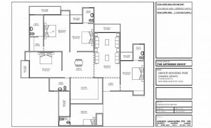 2500 sqft, 4 bhk Apartment in Builder Dwarka heights CHS Ltd L Zone Dwarka Phase 2 Delhi, Delhi at Rs. 90.2000 Lacs