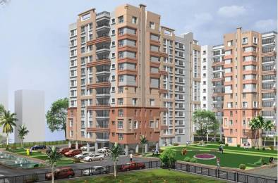 1520 sqft, 3 bhk Apartment in Space Clubtown Heights Belghoria, Kolkata at Rs. 20000