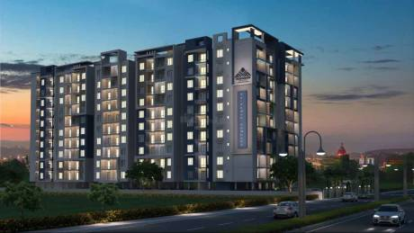 760 sqft, 2 bhk Apartment in Builder Vardhman Group Sampada vaishali Jaipur Vaishali Nagar, Jaipur at Rs. 20.5200 Lacs