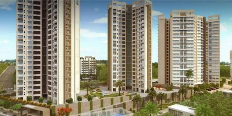 1080 sqft, 2 bhk Apartment in Sea Gundecha Trillium Kandivali East, Mumbai at Rs. 2.1200 Cr