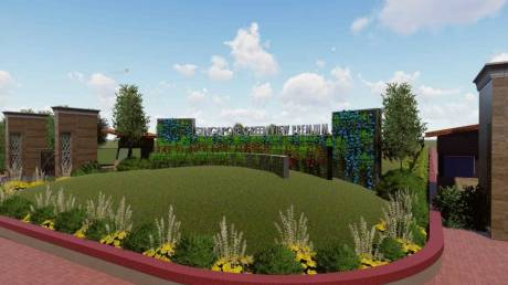 1000 sqft, Plot in Sarthak Singapore Green View Plots Talawali Chanda, Indore at Rs. 11.0000 Lacs