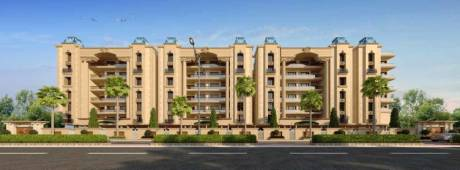 1980 sqft, 3 bhk Apartment in Builder Project Khajrana Square, Indore at Rs. 75.2400 Lacs