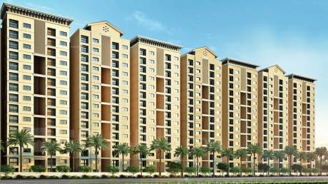 1214 sqft, 2 bhk Apartment in Nebula Aavaas Miyapur, Hyderabad at Rs. 42.0000 Lacs