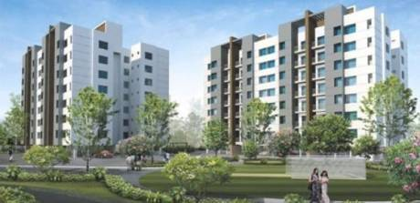 600 sqft, 1 bhk Apartment in Builder alcon rainforest kanhe Kanhephata, Pune at Rs. 7500