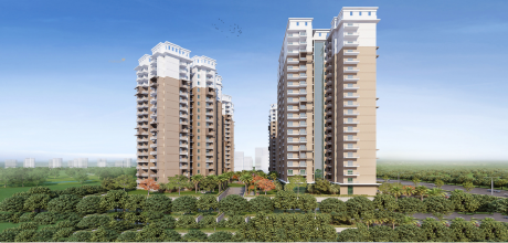 1192 sqft, 3 bhk Apartment in Aaradhyam Golf Homes Sector 1 Noida Extension, Greater Noida at Rs. 40.7200 Lacs