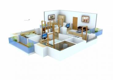 1350 sqft, 3 bhk Apartment in Gardenia Glory Sector 46, Noida at Rs. 34000