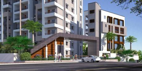 1320 sqft, 2 bhk Apartment in Srisairam Sairam Towers Miyapur, Hyderabad at Rs. 63.6250 Lacs