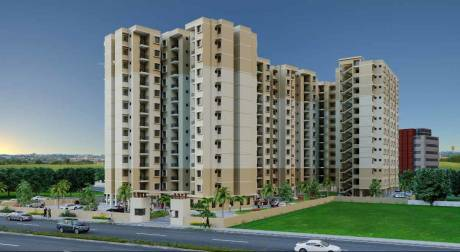 605 sqft, 2 bhk Apartment in Builder Manglam Aadhar MIC Chomu, Jaipur at Rs. 12.9000 Lacs
