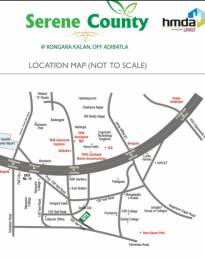 1056 sqft, Plot in Builder Project Adibatla, Hyderabad at Rs. 27.0000 Lacs