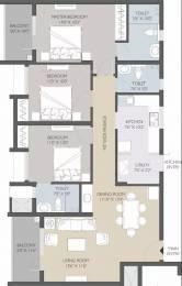 1603 sqft, 3 bhk Apartment in Jones Sigiriya Kovilambakkam, Chennai at Rs. 23000