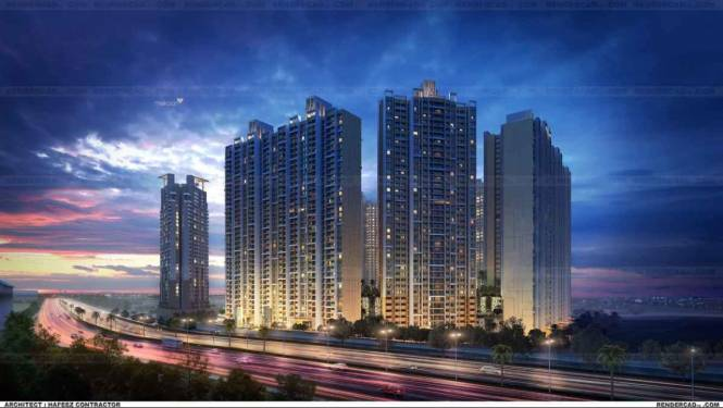 2000 sqft, 3 bhk Apartment in Indiabulls Park Panvel, Mumbai at Rs. 1.0000 Cr