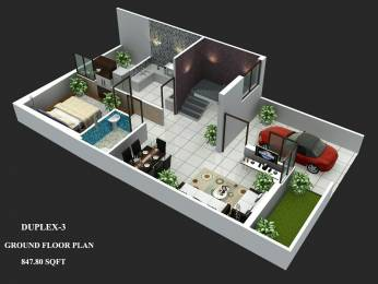 2370 sqft, 5 bhk Villa in Builder Project Mainpur, Jaunpur at Rs. 1.2000 Cr