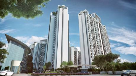 769 sqft, 1 bhk Apartment in Goel Ganga Legend A4 And B1 Bavdhan, Pune at Rs. 13000