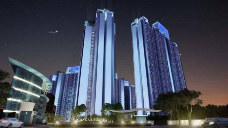 900 sqft, 2 bhk Apartment in Goel Ganga Legend A4 And B1 Bavdhan, Pune at Rs. 72.0000 Lacs