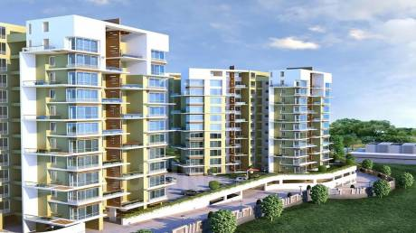1150 sqft, 2 bhk Apartment in Mont Vert Mont Vert Belbrook Location Bhugaon Pune Bhugaon, Pune at Rs. 60.0000 Lacs