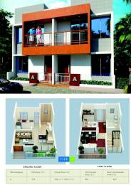 547 sqft, 2 bhk Villa in Star India Construction Tech Towne Bihta, Patna at Rs. 13.0000 Lacs