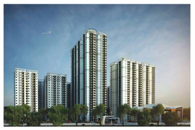 2540 sqft, 3 bhk Apartment in SMR Vinay Iconia Serilingampally, Hyderabad at Rs. 1.5316 Cr