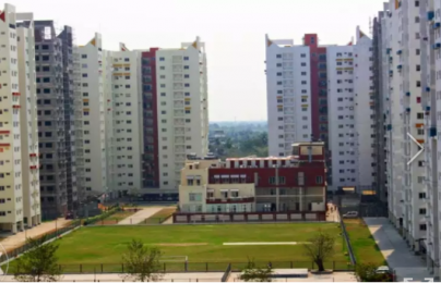 1377 sqft, 3 bhk Apartment in Eden Maheshtala Maheshtala, Kolkata at Rs. 43.0000 Lacs