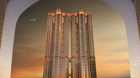 793 sqft, 1 bhk Apartment in Arihant Superstructures Builders Clan Aalishan Sector 36 Kharghar, Mumbai at Rs. 80.0000 Lacs