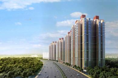 825 sqft, 2 bhk Apartment in Marathon Nexzone Panvel, Mumbai at Rs. 10500