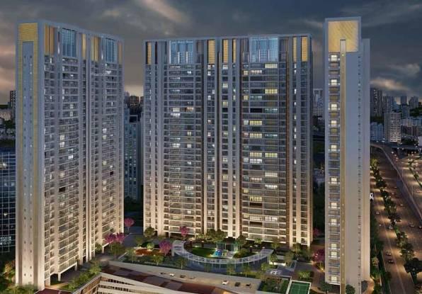 1440 sqft, 3 bhk Apartment in Sheth Avalon Phase 2 Thane West, Mumbai at Rs. 3.1400 Cr