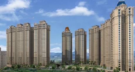 1080 sqft, 2 bhk Apartment in Hiranandani Fortune City Panvel, Mumbai at Rs. 90.0000 Lacs