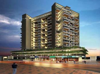 1017 sqft, 2 bhk Apartment in Tricity Ltd. Panache Seawoods, Mumbai at Rs. 1.3500 Cr