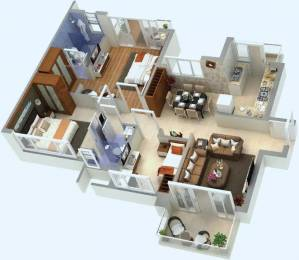 1280 sqft, 2 bhk Apartment in Hero Hero Homes Sidhwan Canal Road, Ludhiana at Rs. 57.4800 Lacs