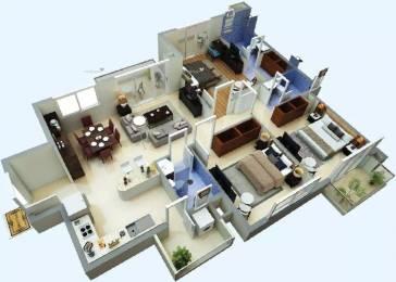 1700 sqft, 3 bhk Apartment in Hero Hero Homes Sidhwan Canal Road, Ludhiana at Rs. 75.0000 Lacs