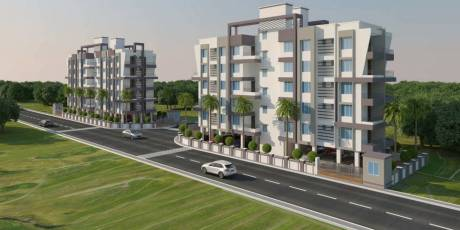 678 sqft, 1 bhk Apartment in RR Akshay Residency Wakad, Pune at Rs. 39.1853 Lacs