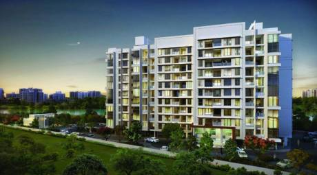 1120 sqft, 2 bhk Apartment in Geras Misty Waters Mundhwa, Pune at Rs. 60.3492 Lacs