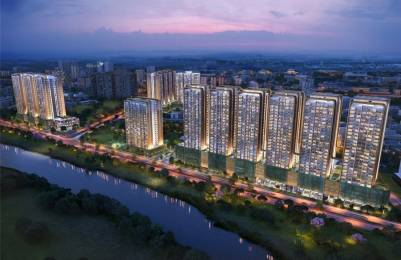 629 sqft, 1 bhk Apartment in Duville Riverdale Heights Kharadi, Pune at Rs. 46.9200 Lacs
