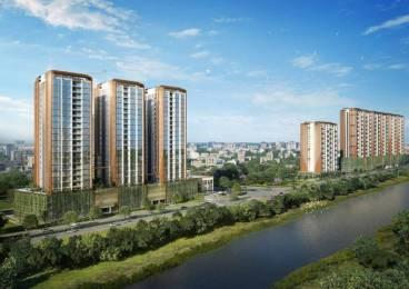 1384 sqft, 3 bhk Apartment in Duville Riverdale Residences I Kharadi, Pune at Rs. 1.3500 Cr