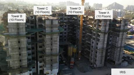 966 sqft, 2 bhk Apartment in Kalpataru Serenity Bldg 2 Manjari, Pune at Rs. 58.0000 Lacs