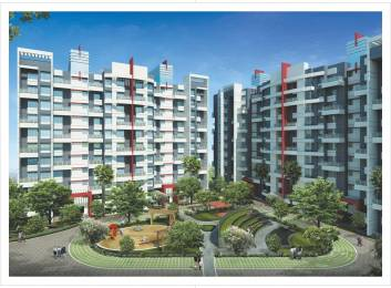 1473 sqft, 3 bhk Apartment in Sukhwani Scarlet A1 A2 And B1 Wagholi, Pune at Rs. 63.1918 Lacs