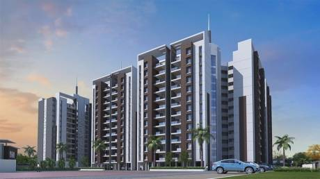 850 sqft, 2 bhk Apartment in ARV Group Vedant New Town Pisoli, Pune at Rs. 43.5008 Lacs