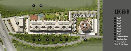 557 sqft, 1 bhk Apartment in Panama Silver Stone Handewadi, Pune at Rs. 22.5577 Lacs