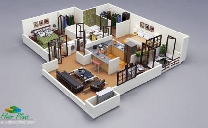 1415 sqft, 2 bhk Apartment in Builder agzzz homes JP Nagar Phase 4, Bangalore at Rs. 30.0000 Lacs