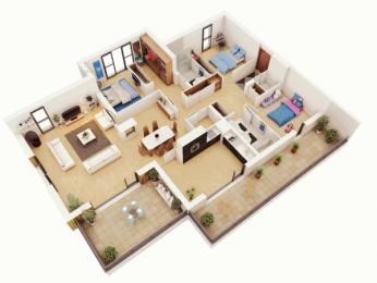 1415 sqft, 2 bhk Apartment in Builder agz homezzz JP Nagar Phase 5, Bangalore at Rs. 30.0000 Lacs