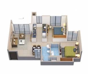 1120 sqft, 2 bhk Apartment in Vihang Valley Thane West, Mumbai at Rs. 85.0000 Lacs