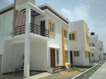 1517 sqft, 3 bhk Villa in Builder MR GOLDEN Villas Navallur, Chennai at Rs. 64.4725 Lacs