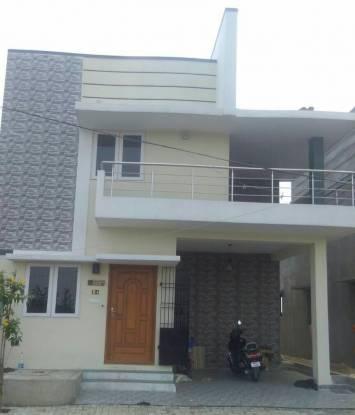 880 sqft, 2 bhk IndependentHouse in Sathyam Villa Shakunta Guduvancheri, Chennai at Rs. 35.0000 Lacs