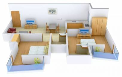 925 sqft, 2 bhk Apartment in Delhi Delhi Gate Chhawla, Delhi at Rs. 35.0000 Lacs