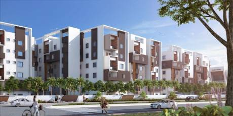 1230 sqft, 2 bhk Apartment in Value Landmark Nagole, Hyderabad at Rs. 49.2800 Lacs
