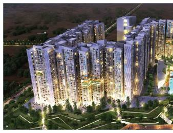 1402 sqft, 2 bhk Apartment in Aliens Space Station Township Tellapur, Hyderabad at Rs. 65.8940 Lacs