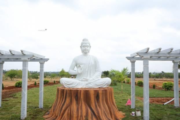 200 sqft, Plot in Builder Peram Aditya White Field Gandimaisamma, Hyderabad at Rs. 28.0000 Lacs