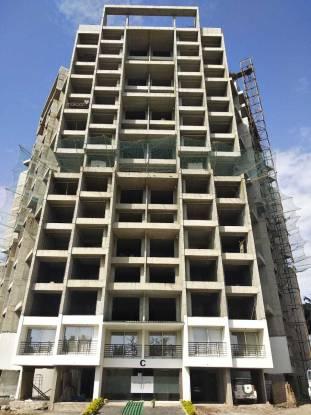 975 sqft, 2 bhk Apartment in Greenscape Kalpana Horizon Estate Dronagiri, Mumbai at Rs. 53.6250 Lacs