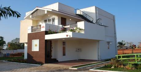 1257 sqft, 3 bhk IndependentHouse in Builder whitefieldvillass Whitefield Hope Farm Junction, Bangalore at Rs. 61.9650 Lacs